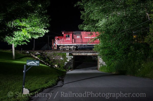 Photo 3430 Vermont Rail System; Center Rutland, Vermont June 15, 2015