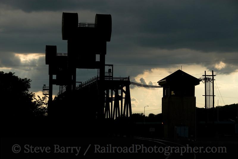 Photo 1640<br /> BNSF Railway; Prescott, Wisconsin<br /> August 10, 2009