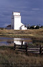 Photo 0791<br /> Paterson grain elevator; Parkbeg, Saskatchewan<br /> September 2000