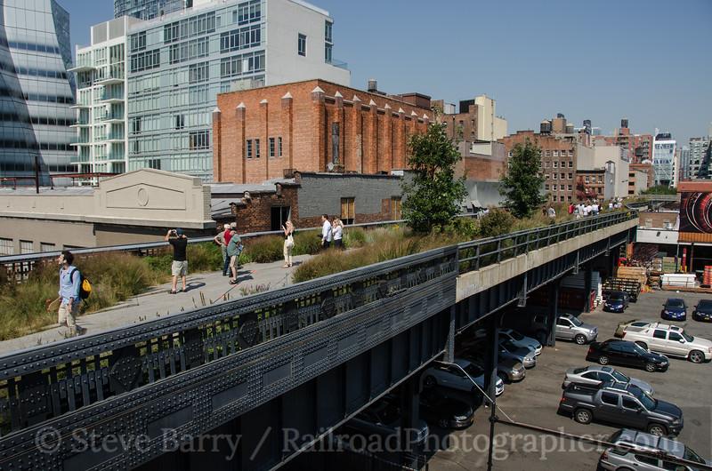 Photo 2448 The High Line; New York, New York September 14, 2012