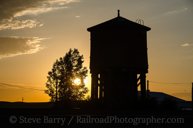 Photo 3838<br /> Union Pacific; Lusk, Wyoming<br /> July 6, 2016