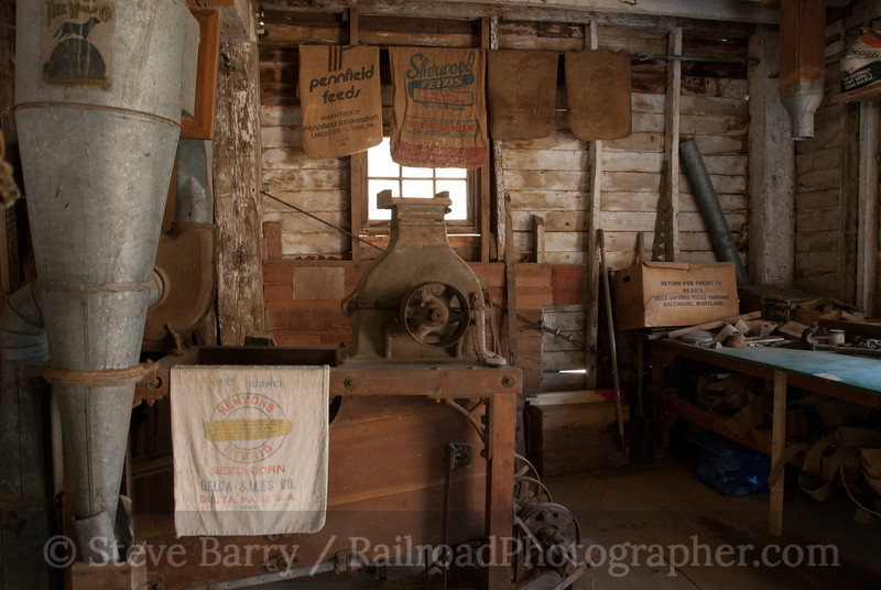 Photo 1945<br /> Maryland & Pennsylvania Preservation Society; Muddy Creek Forks, Pennsylvania<br /> November 6, 2010