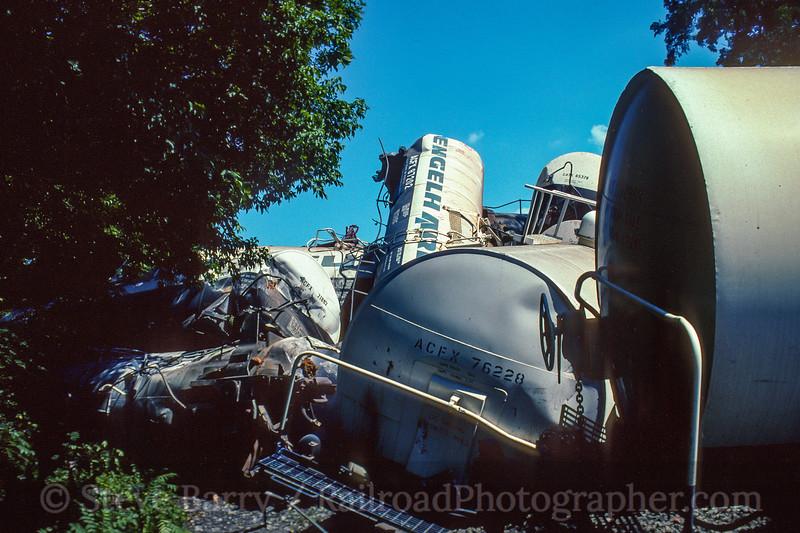 Conrail; South Plainfield NJ; 8/9/97
