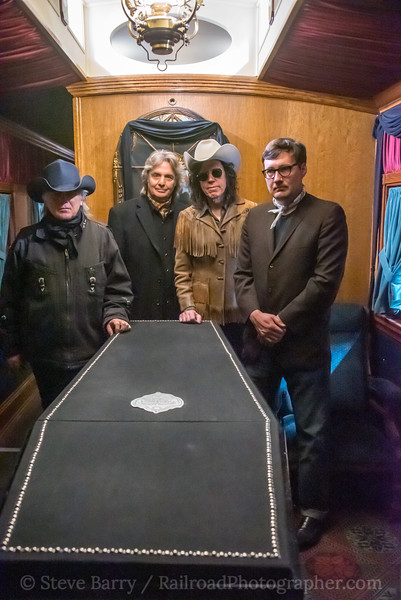 Photo 5523<br /> Lincoln Funeral Car<br /> Star Barn, Elizabethtown, Pennsylvania<br /> April 5, 2019