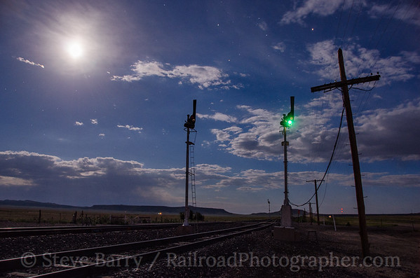 Photo 3889 BNSF Railway; Levy, New Mexico July 17, 2016