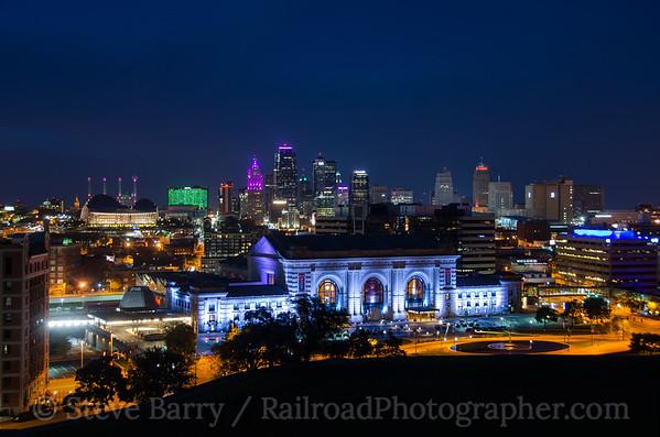 Photo 3971 Kansas City Union Station; Kansas City, Missouri October 16, 2016