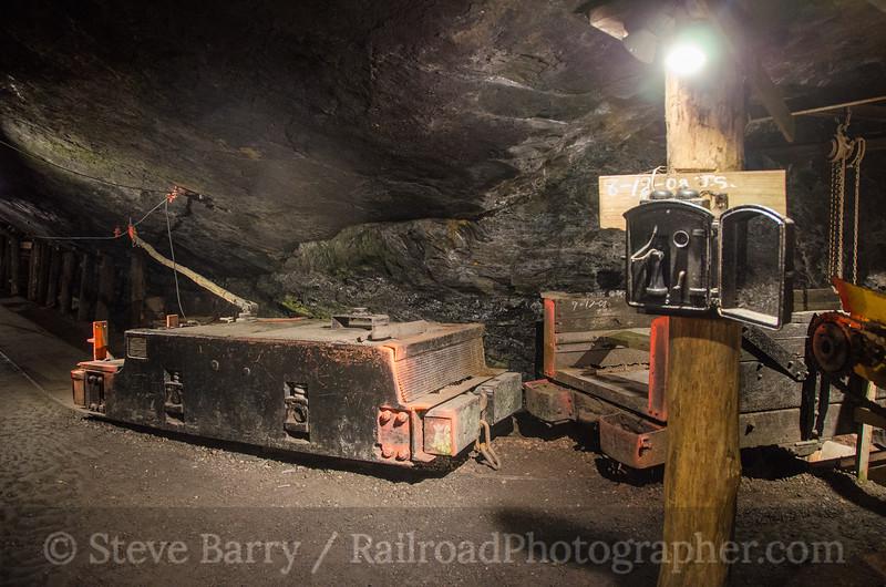 Photo 3807<br /> Lackawanna Coal Mine Tour; Scranton, Pennsylvania<br /> June 9, 2016