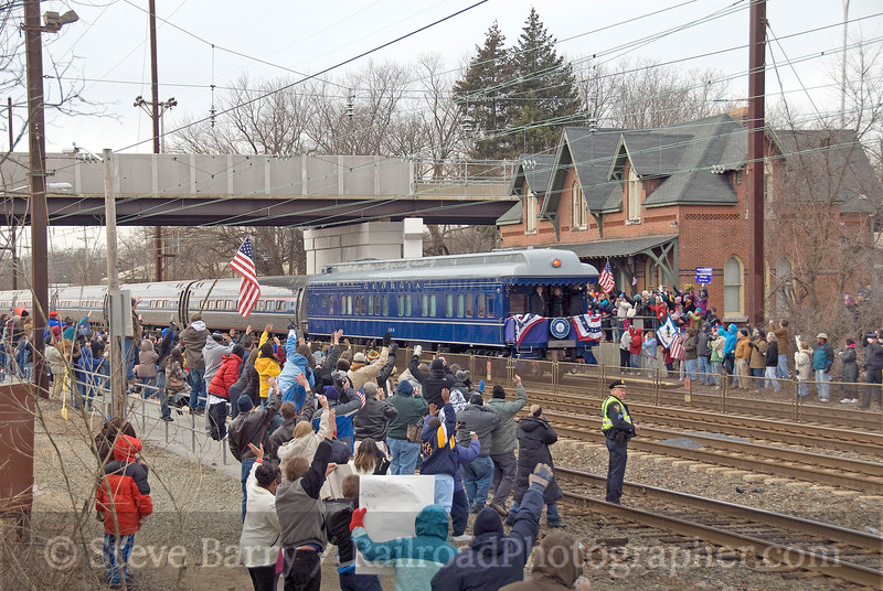 Photo 1482<br /> Barack Obama Inauguration Special; Newark, Delaware<br /> January 17, 2009
