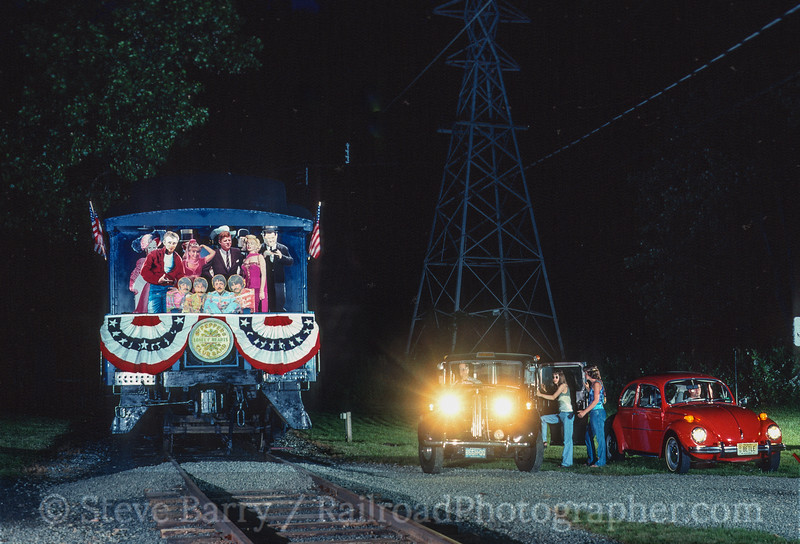 Photo 3631<br /> Whippany Railway Museum; Whippany, New Jersey<br /> June 21, 1997