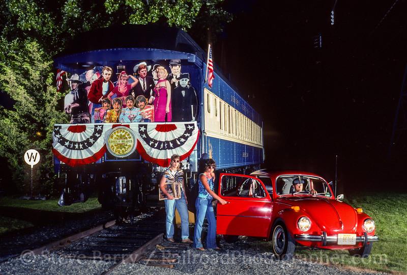 Whippany Railway Museum; Whippany NJ; 7/1997