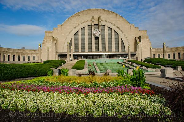 Photo 3434 Cincinnati Union Terminal; Cincinnati, Ohio August 7, 2015