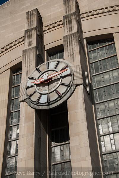 Photo 2425<br /> Cincinnati Union Terminal; Cincinnati, Ohio<br /> August 11, 2012
