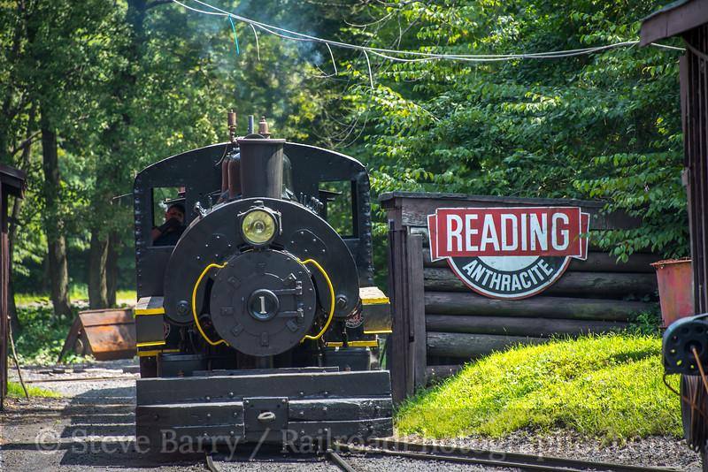 Photo 5133<br /> Pioneer Tunnel<br /> Ashland, Pennsylvania<br /> August 7, 2018