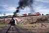 Photo 0267<br /> Grand Canyon and Burlington Northern & Santa Fe; Williams, Arizona<br /> October 1998