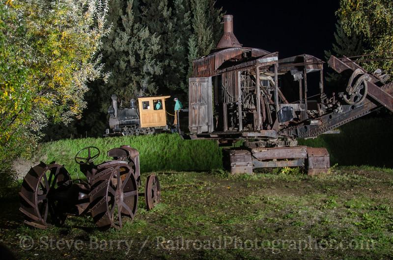 Photo 2787<br /> Tanana Valley Railroad Museum; Fairbanks, Alaska<br /> September 14, 2013