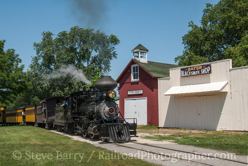 Photo 2377<br /> Midwest Central; Mount Pleasant, Iowa<br /> June 18, 2012