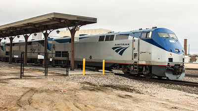 Amtrak #6 California Zephyr-Omaha