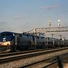 AM2001090035 - Amtrak, Aurora, IL, 9/2001