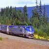 AM2005090019 - Amtrak, Fields, OR, 9/2005