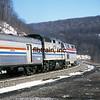 AM2000010055 - Amtrak, Sand Patch, PA, 1/2000