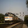 AM1989090022 - Amtrak, LaGrange, IL, 9/1989