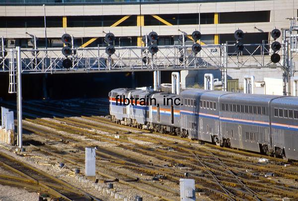 AM1998098906 - Amtrak, Chicago, IL, 9/1998