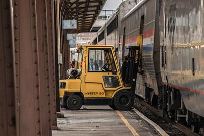 Amtrak #6 California Zephyr-Omaha