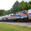 AM2016080107 - Amtrak, Hammond, LA, 8/2016