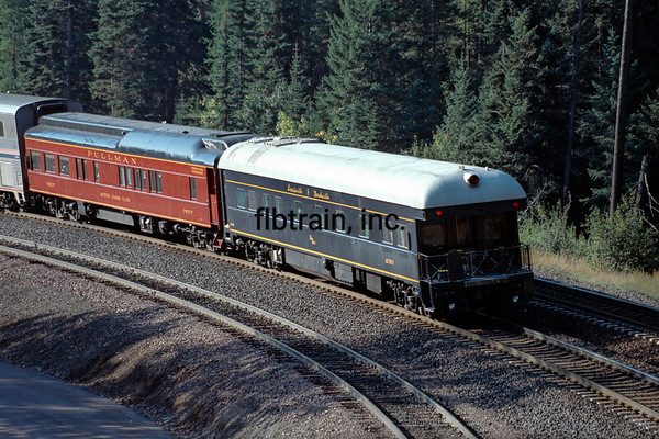 AM2007090033 - Amtrak, Essex, MT, 9/2007