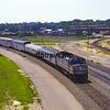 AM1990080109 - Amtrak, Temple, TX, 8/1990