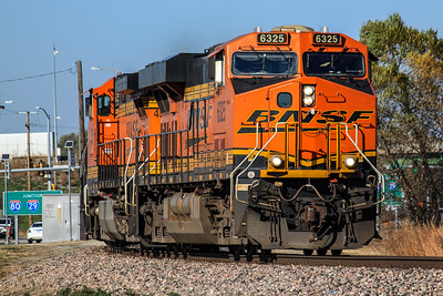 BNSF Short Council Bluffs