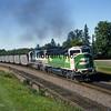 BNSF1995090085 - BNSF, Randle, MN, 9/1995