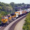 BNSF1999090116 - BNSF, Aurora, IL,  9/1999