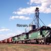 BNSF1995090054 - BNSF, Doran, MN, 9/1995
