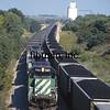 BNSF1997092001 - BNSF, Emerald, NE, 9/1997