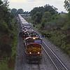 BNSF1996091046 - BNSF, Edelstien Hill, IL, 9/1996