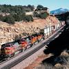 BNSF2004030225 - BNSF, Eagle's Nest, AZ, 3/2004