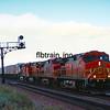 BNSF2000060003 - BNSF, Dalies, NM, 6/2000