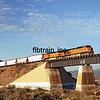BNSF2004100816 - BNSF, Kingman Canyon, AZ, 10/2004