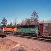 BNSF2004030305 - BNSF, Flagstaff, AZ, 3/2004