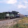 BNSF2001091088- BNSF, Ogden Dunes, IN, 9/2001