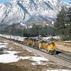 BNSF2005010040 - BNSF, Flagstaff, AZ, 1/2005