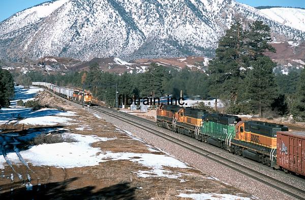 BNSF2005010002 - BNSF, Flagstaff, AZ, 1/2005