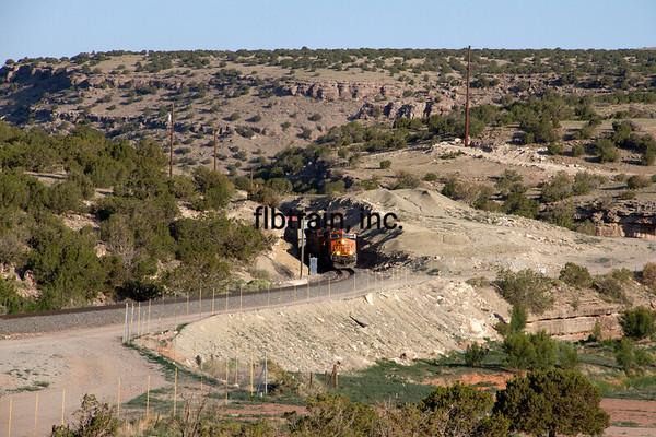 BNSF2012051787 - BNSF, Abo Canyon, NM, 5/2012