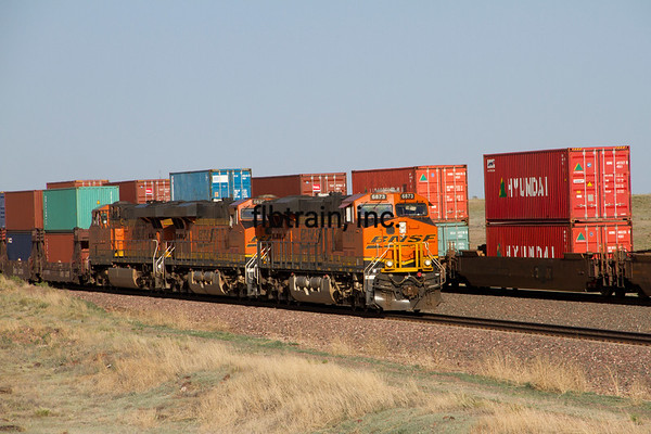 BNSF2012051289 - BNSF, Seligman, AZ, 5/2012