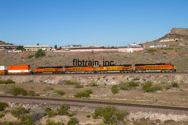 BNSF2012050269 - BNSF, Kingman, AZ, 5/2012