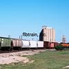 BNSF2012040006 - BNSF, Saginaw, TX, 4/2012