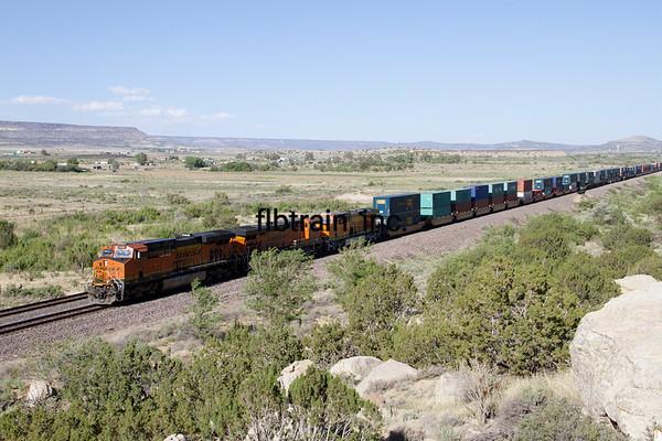 BNSF2012051655 - BNSF, McCarty's, NM, 5/2012
