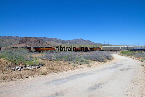 BNSF2012050281 - BNSF, Hackberry, AZ, 5/4/2012