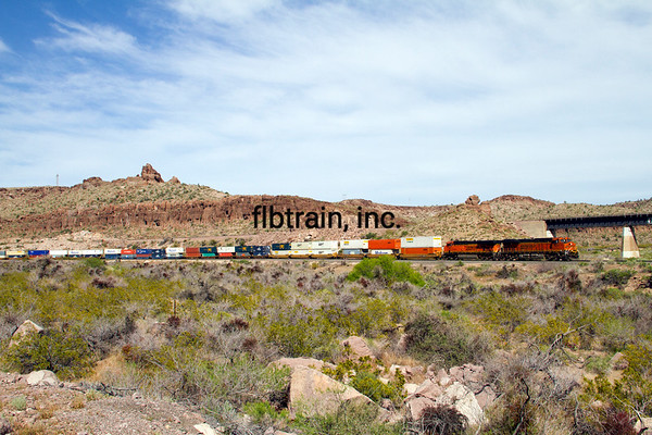 BNSF2012050005 - BNSF, Kingman, AZ, 5/2012